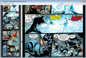 cdisplay comic reader