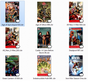 Cbr Reader The Most Popular Comic Book Reader